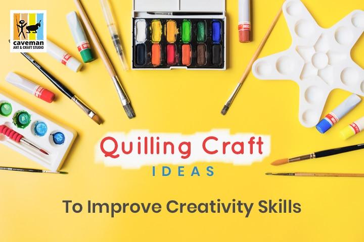 Quilling Craft Ideas