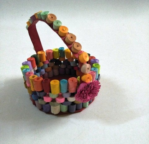 Quilling Bag1