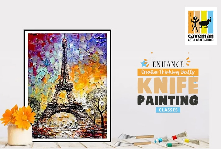 Knife Painting Classes for Kids