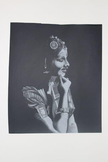 Barathanatiyam Lady