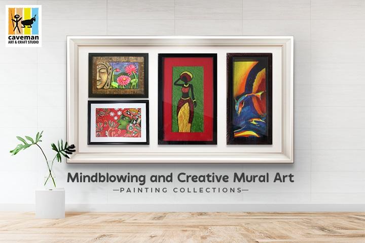 Creative Mural Art Painting