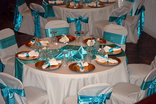 Private Rehearsal Dinners in Dahlonega Decor