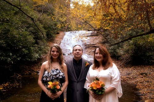 Helton Creek- one of the best places to get married in Georgia