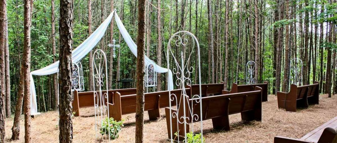 Outdoor Wedding Venues Georgia