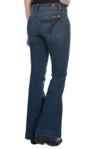 Use and keys to zoom in out arrow move the zoomed portion of image also for all mankind women   bella heritage dojo trouser jeans cavender rh cavenders