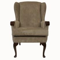 Orthopedic high seat chair mink