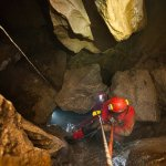 Cave Rescue in Riesending Cave