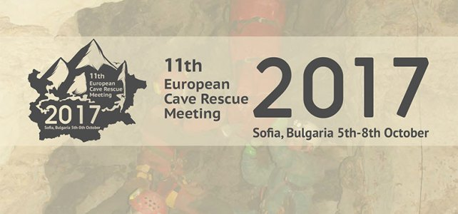 11th European Cave Rescue Meeting – 2nd Circular