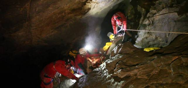 12th European Cave Rescue Meeting – 1st Circular