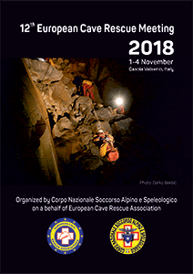12th European Cave Rescue Meeting – 3th Circular with Program