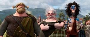De vrais caricatures ambulantes ces seigneurs celtes.