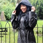 BLACK MAMBA PARKER Hood no wb