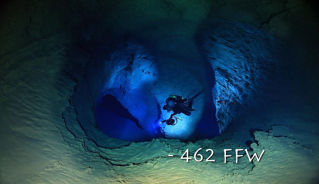 phantom springs cave becomes
