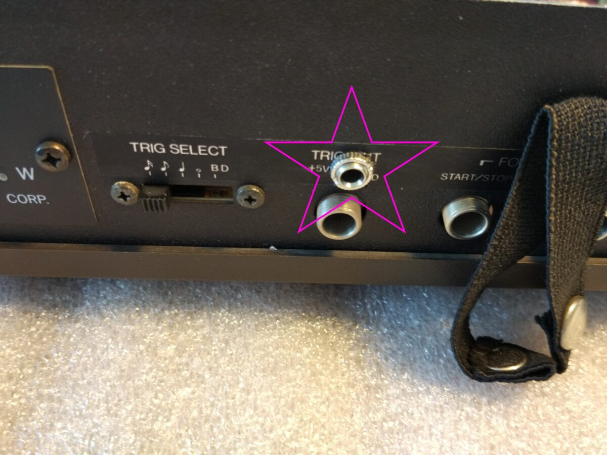 hight resolution of roland kr 55 trigger input modification cavisynth modular eurorack diy kit