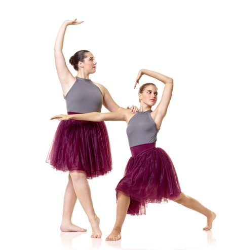 Sabrina and Bente Senior Cavod Dance Company