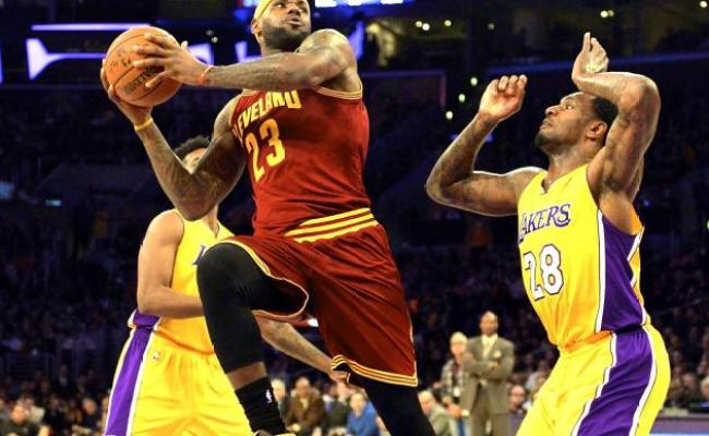 Game Preview Los Angeles Lakers At Cleveland Cavaliers