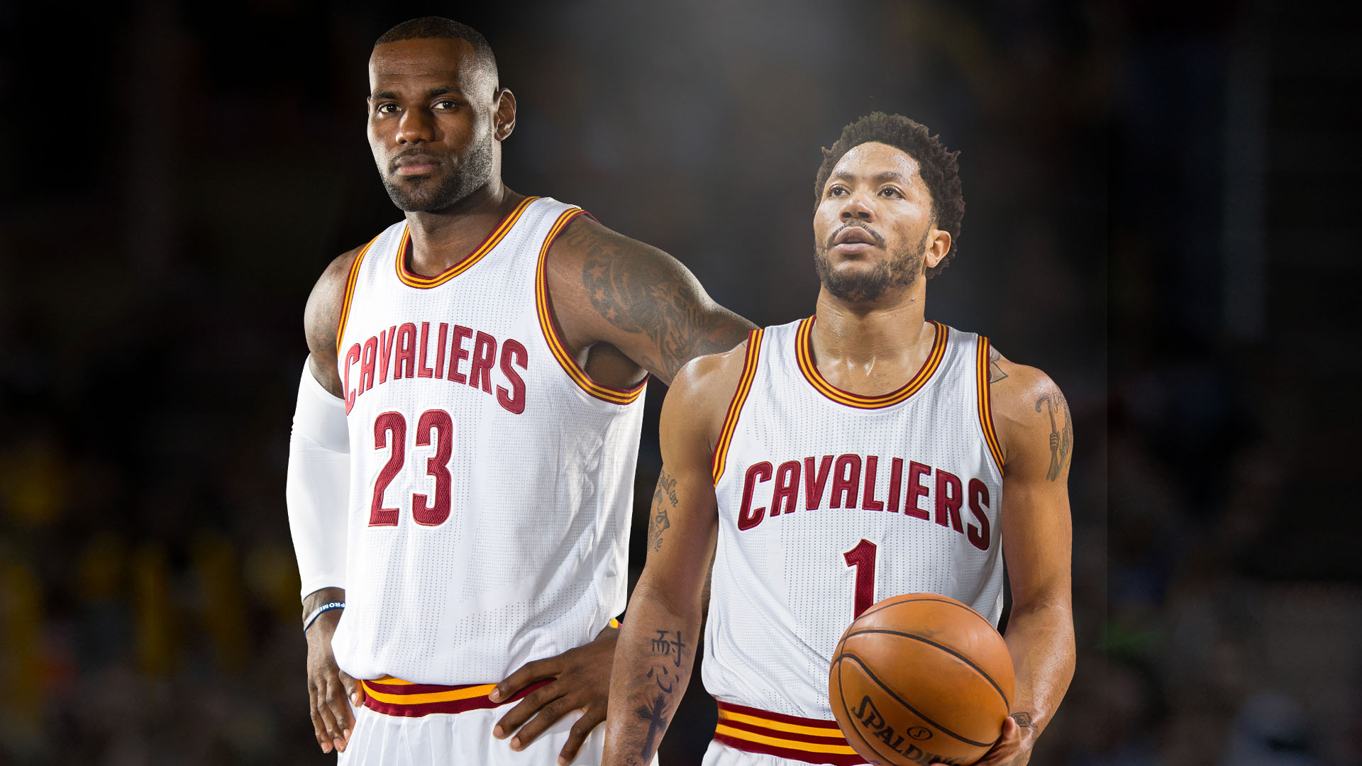 9dae545e1bb Derrick Rose Signs 1-Year Deal With Cleveland Cavaliers - Hoops Junction