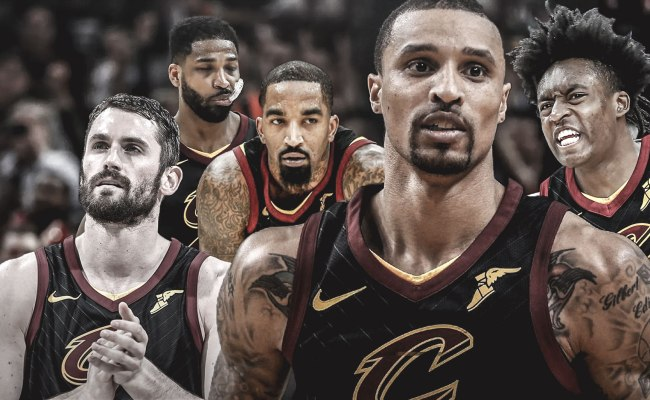 The Cavaliers Officially Have Too Many Guards