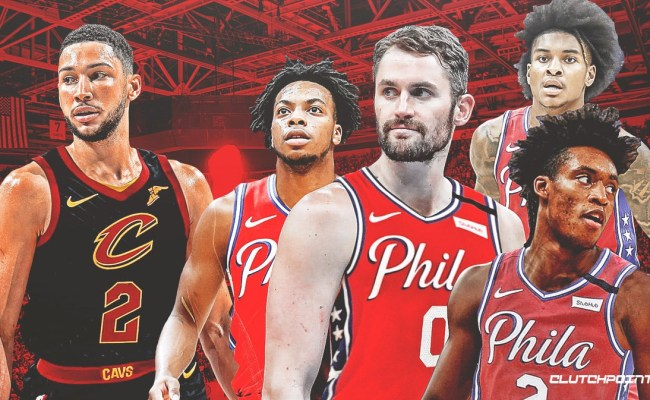 Best Cavs Trade Offers For Sixers Star Ben Simmons