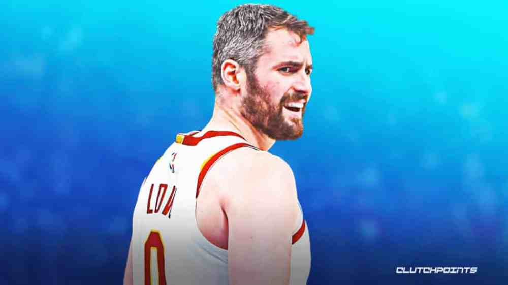 Cavaliers, Kevin Love1