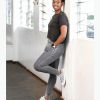 Cotton Waffle Mineral Wash Skinny Joggers - Cover Photo