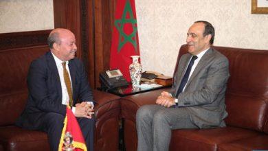 Photo of المالكي يبرز أهمية الحوار السياسي والبرلماني بين المغرب والجزائر وحتمية التوجه نحو المستقبل