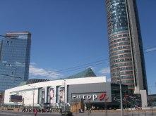 Europa shopping center