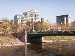 old soviet bridge