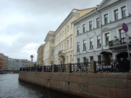 Pushkin hus & och Hotel