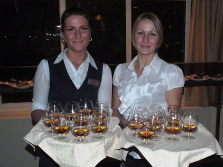 cognac vsop serveras