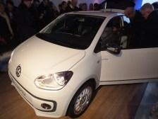 VW Beetle 2012