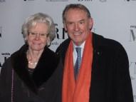 Jan Eliasson med fru