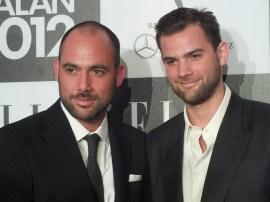 Mikael Schiller & Max Schiller