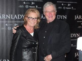 Magnus Härenstam med fru
