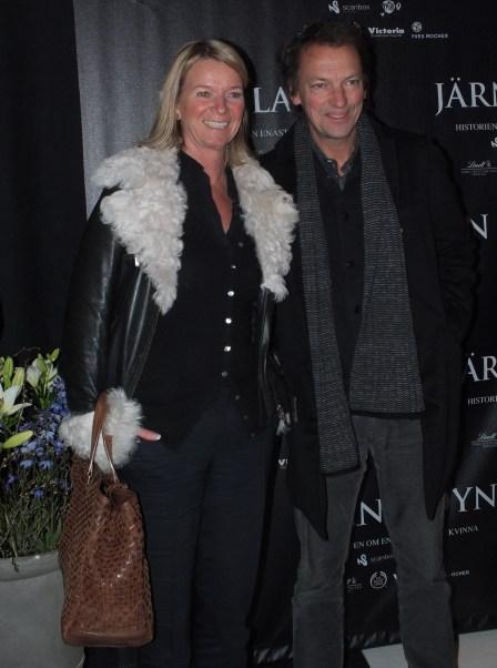 Lennart Ekdahl med fru