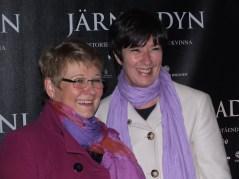 Mona Sahlin och Maud Olofsson