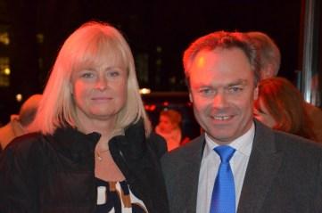 Jan Björklund med sällskap