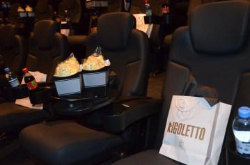 VIP stolar