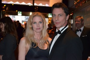 Catherine Wennerberg och Jesper Henricson