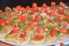 Dessert på spritmuseum