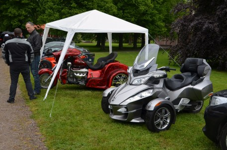 Trehjulingar