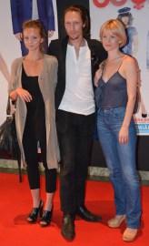 Anna Åström, Simon J Berger & Petra Fransson