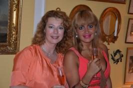 Larisa Johansson & Yessica Thor