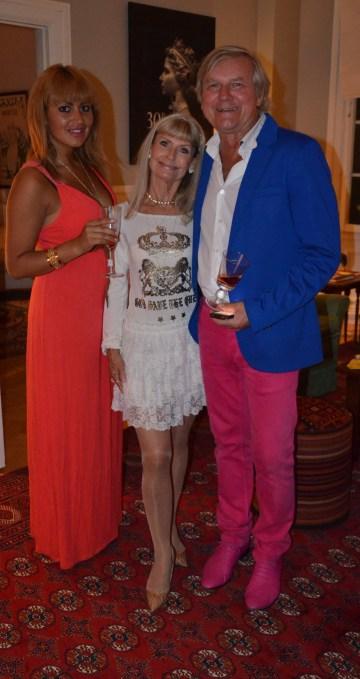 Yessica Thor, Ann & Leif Schulman