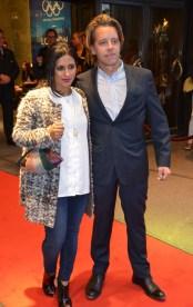 Anitha Schulman och Calle Schulman