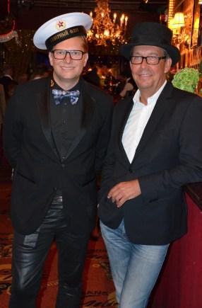 Johan Petre & Hasse Aro