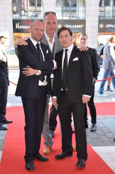 Marcus Palm, Anders S Nilsson, Daniel Karlsson