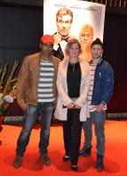 Alexander Karim med sällskap