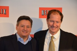 Mark F. Brzezinski & Ted Sarandos
