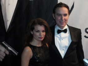 Alexandra Coelho Ahndoril & Alexander Ahndoril